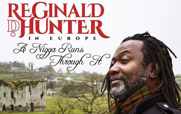 Reg D Hunter - A Nigga Runs Through It Switzerland