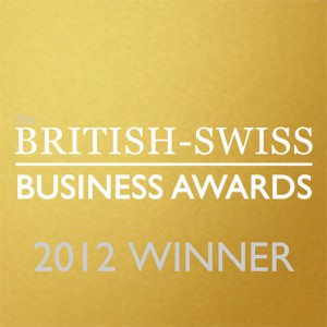 British-Swiss Business Awards 2012